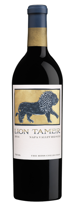 The Hess Collection Winery Lion Tamer Bottle Preview