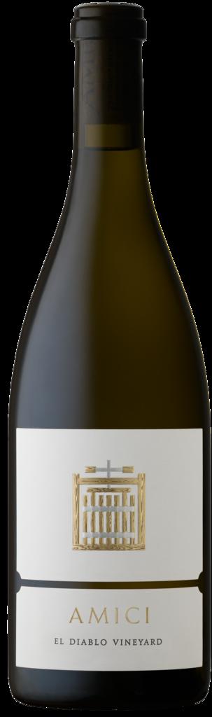 Amici Cellars Amici El Diablo Vineyard Chardonnay Bottle Preview