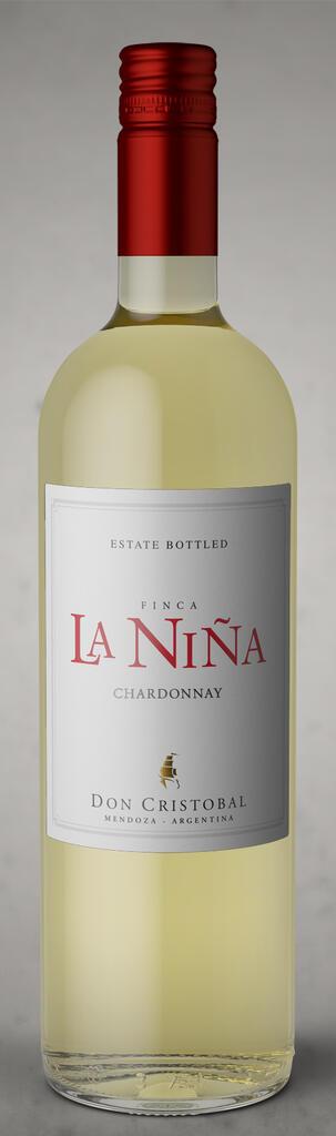 Bodega Don Cristobal Finca La Niña Chardonnay 2021 Bottle Preview