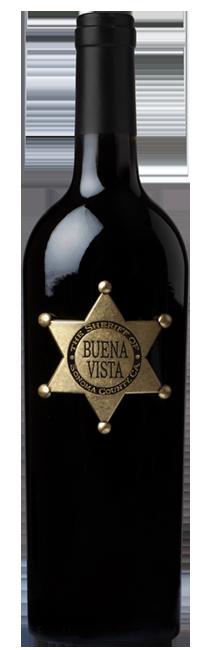 Sheriff of Buena Vista Bottle