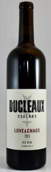 Ducleaux Cellars Love & Chaos Bottle Preview