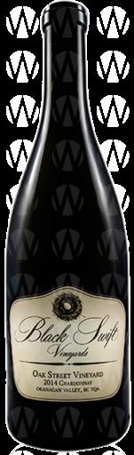 The Hatch Wines Black Swift Vineyards Oak Street Chardonnay