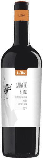 LJ Wines GUACHO MALBEC Bottle Preview