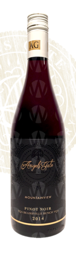 Angels Gate Winery Mountainview Pinot Noir