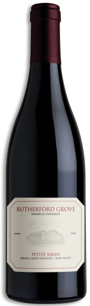 Pestoni Family Estate Winery Rutherford Grove Estate Petite Sirah Bottle Preview