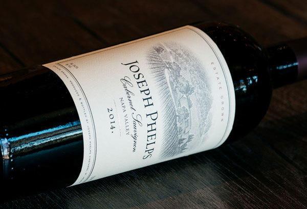 Joseph Phelps Vineyards Cabernet Sauvignon, Napa Valley Bottle Preview