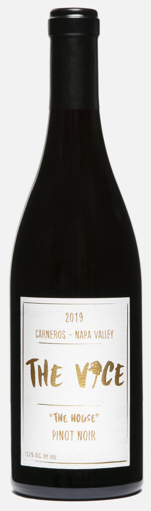 """""""The House"""" Pinot Noir, Los Carneros - Napa Valley Bottle"""