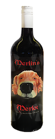 Okanagan Villa Estate Winery/The Vibrant Vine Merlin's Merlot