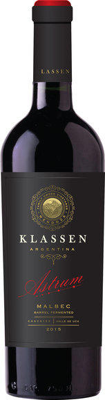 Klassen Wines Astrum Bottle Preview