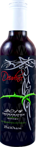 Thornhaven Estates Winery Gamay Decadence