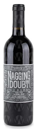 Nagging Doubt Winery Merlot