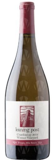 Leaning Post Wines Chardonnay – Wismer Vineyard