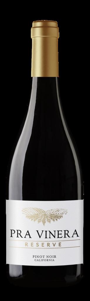 Pra Vinera Wines Pra Vinera California Reserve Pinot Noir Bottle Preview