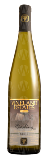 Vineland Estates FIELD E - Riesling