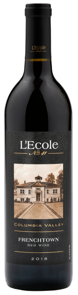 L'Ecole No 41 Frenchtown Red Wine, Columbia Valley Bottle Preview