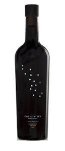Italics One of Sixteen Malbec Atlas Peak Bottle