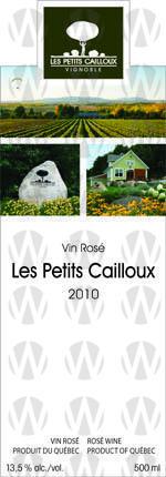Vignoble Les Petits Cailloux Rosé