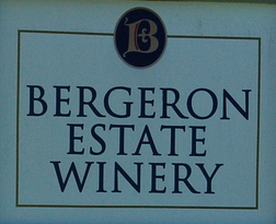 Bergeron Estate Winery & Cider Co. Logo