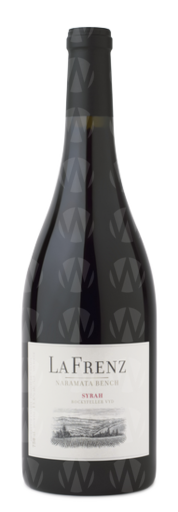La Frenz Estate Winery Syrah