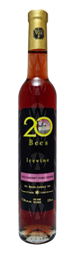 20 Bees Cabernet Franc Icewine