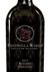Peninsula Ridge Estates Winery Meritage