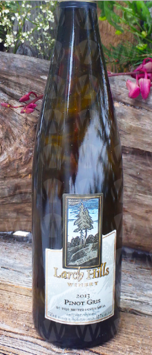 Larch Hills Vineyard and Winery Pinot Gris