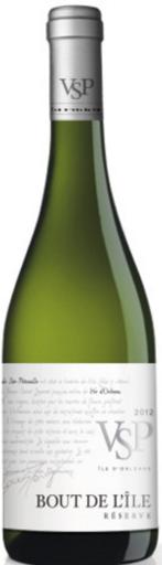 Vignoble Sainte-Pétronille Bout De L'ile Reserve