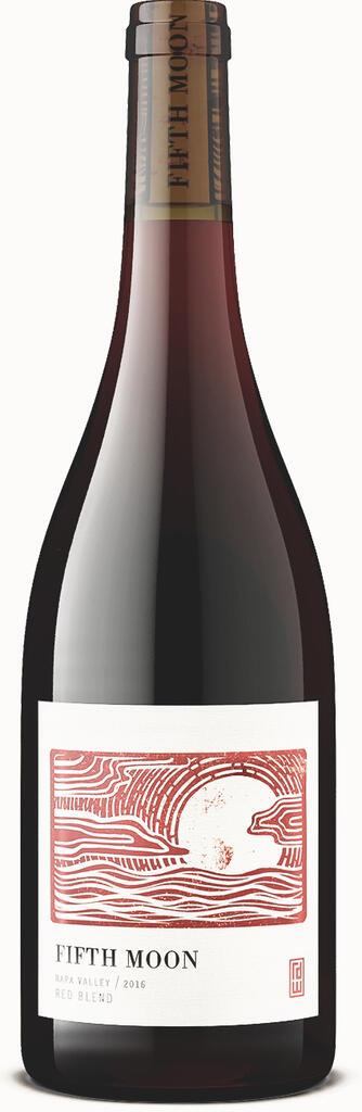 Fifth Moon Red Blend Bottle