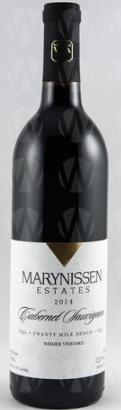 Marynissen Estates Winery Cabernet Sauvignon