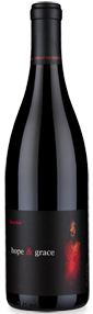 hope & grace Winery hope & grace Pinot Noir | Russian River Valley Bottle Preview
