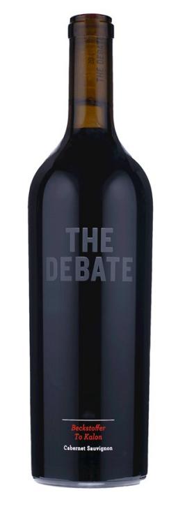 The Debate Beckstoffer To Kalon Bottle Preview