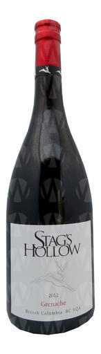 Stag's Hollow Winery & Vineyard Grenache