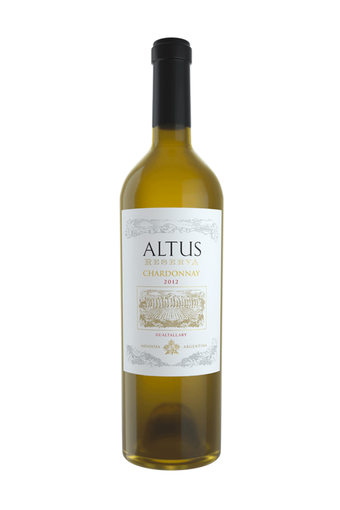 Gualtallary Wines Altus Reserve Chardonnay Bottle Preview