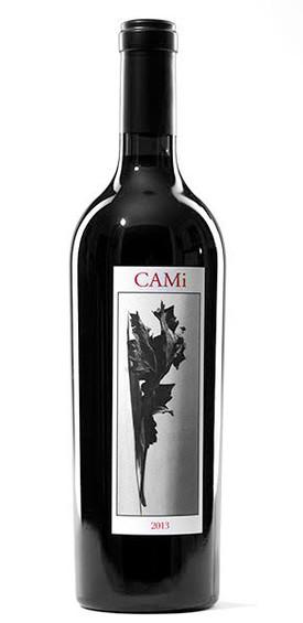 CAMi Vineyards Cabernet Sauvignon Bottle Preview