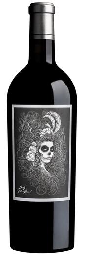 FRIAS Family Vineyard Lady of the Dead, Red Blend Bottle Preview