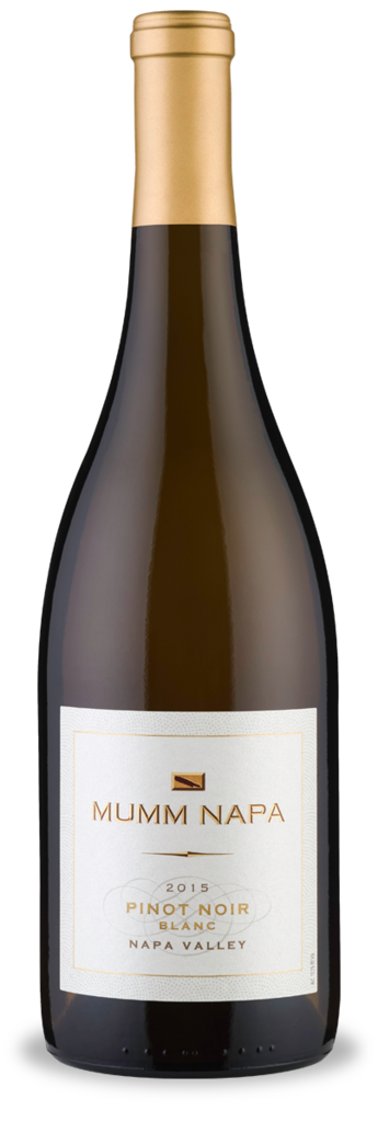 Pinot Noir Blanc Bottle