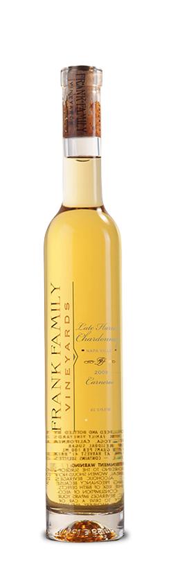 Frank Family Vineyards Late Harvest Chardonnay Bottle Preview
