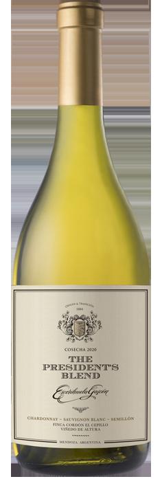 Escorihuela Gascón The President´s White Blend Bottle Preview