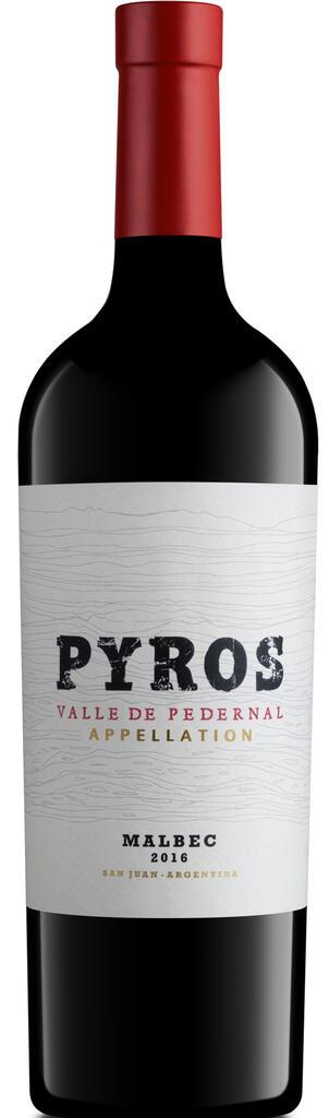 Pyros Appellation Bottle