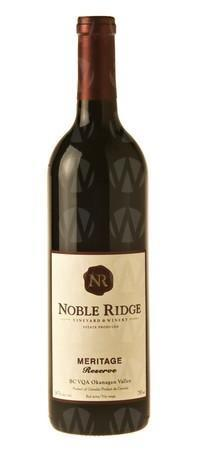 Noble Ridge Vineyard & Winery Reserve Meritage