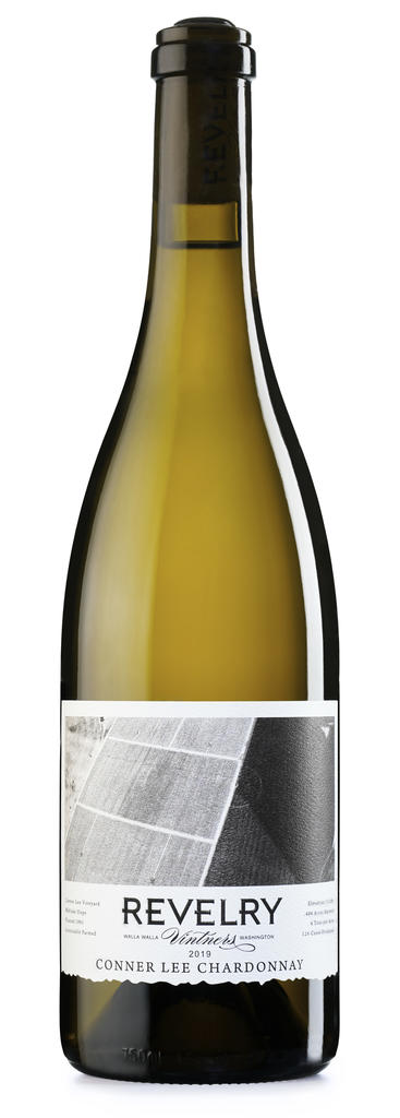 Revelry Vintners Conner Lee Chardonnay Bottle Preview