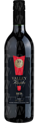 Jost Vineyards Valley Roads Red