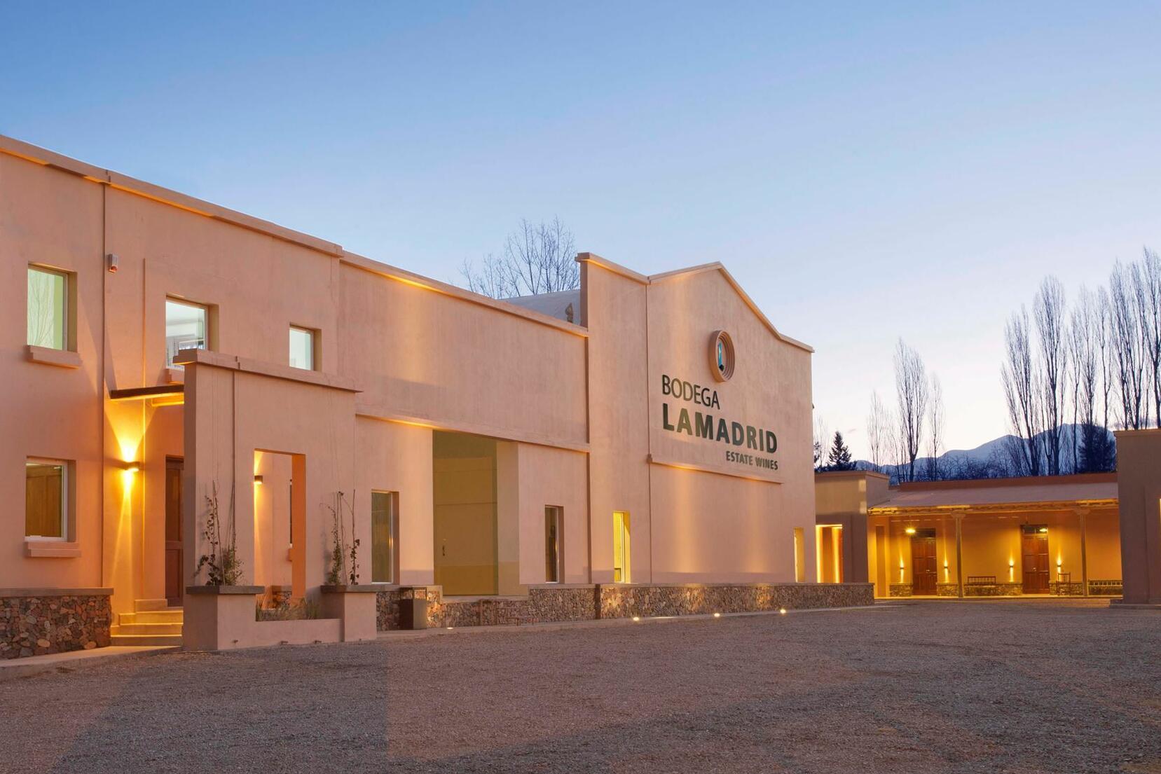 Lamadrid Estate Wines Cover Image