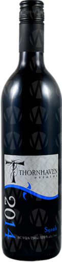 Thornhaven Estates Winery Syrah