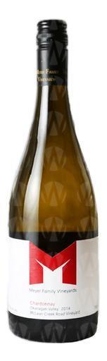 Meyer Family Vineyards McLean Creek Chardonnay