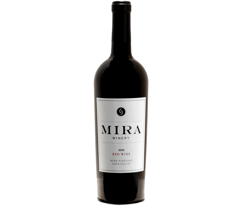Mira Winery Red Wine Hyde Bottle Preview