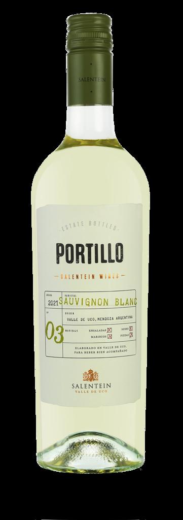Portillo Sauvignon Blanc Bottle