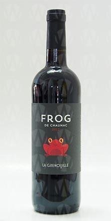 Vignoble La Grenouille Frog