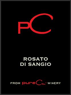 pureCru Wines Rosato di Sangio Bottle Preview