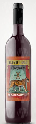 Blind Tiger Vineyards Speakeasy Red